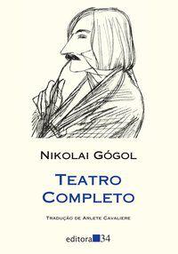 TEATRO COMPLETO - GÓGOL, NIKOLAI