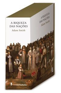 A RIQUEZA DAS NAÇÕES (BOX) - SMITH, ADAM