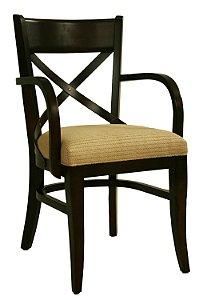 Cadeira Itália com braços