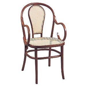 Cadeira Austríaca com braços