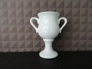 Vaso Coroa Clássica - 30x25x17cm