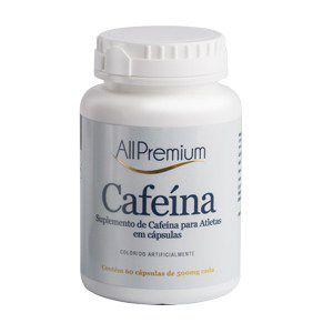 Cafeína - termogênico excelente para o pré treino