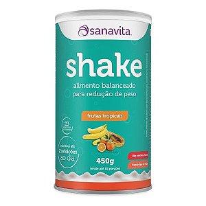 Shake - Frutas Tropicais