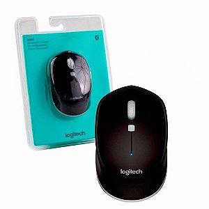 Mouse Bluetooth M535 Preto Logitech