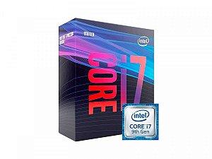 Processador Intel Core i7 9700 3.00ghz 12mb BX80684I79700