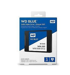 Ssd 1tb Sata 3 2.5 WDS100T2B0A Blue