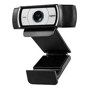 Webcam Full Hd 1080p Usb C930E C/Microfone Logitech