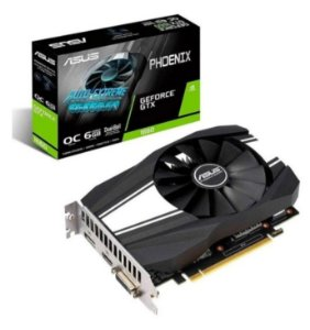 Placa de Video Geforce GTX 1660 Super OC 6gb  - TUF-GTX1660S-O6G-GAMING Asus