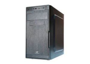 Gabinete Desktop 1 Baia C/ Fonte Preto MT23V2BK C3tech