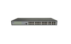 Switch Gerenciavel 24PG + 4PGBIC - SG 2404 MR L2 + SKD INTELBRAS