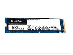 Ssd 500gb M2 Nvme 2280  Pcie 3.0 - SNVS/500G Kingston