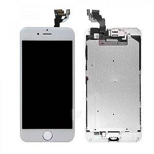 Display Iphone 6 Plus Branco (troca do vidro, display original)