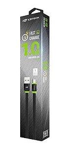Cabo para Celular USB Micro CB100BK C3tech