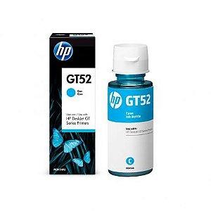 Refil de Tinta Hp GT52 Ciano 70ml M0H54AL