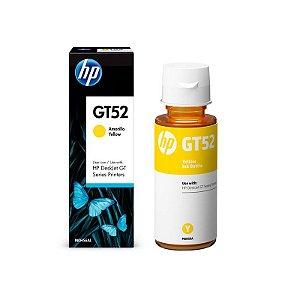 Refil de Tinta Hp GT52 Amarelo 70ml M0H56AL