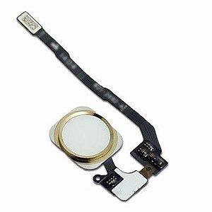 Botão Home iPhone 5S Branco