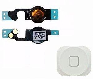 Botão Home iPhone 5G Branco