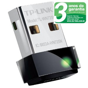 Adaptador Usb Wireless 150 Tplink TLWN725N