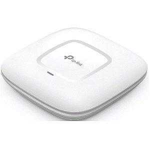 Roteador Access Point TP-LINK EAP225 Teto Wireless AC1350 Dual Band 2,4/5Ghz Gigabit 2 Ant. Ommi 4dBi
