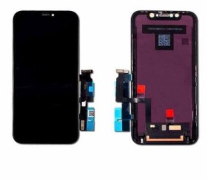 Display Iphone XR Preto 1 Linha