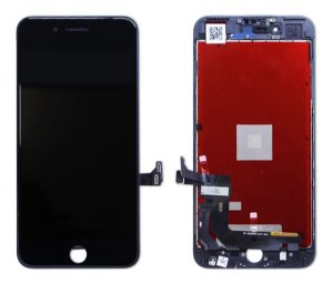 Display Iphone 7 Plus Preto (troca de vidro, display original)