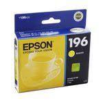 Cartucho Epson Compativel 194/196 Amarelo 13,5ML