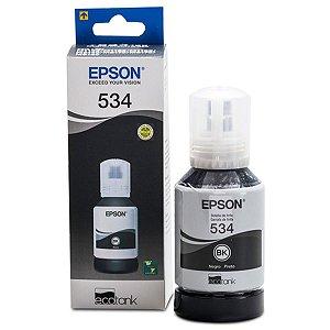 Refil de Tinta Epson T544120AL Preto (L3110 L3150)