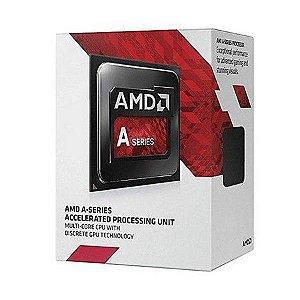 Processador Amd A67480 38GHZ FM2+ 1MB CACHE BOX AD7480ACABBOX