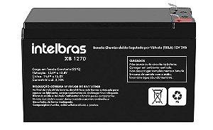 Bateria Nobreak Intelbras 12v 7ah