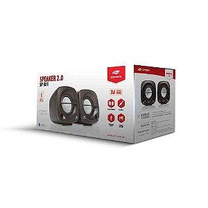 Caixa de Som Usb SP303BK 3W C3tech