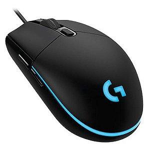 Mouse com Fio Gamer G203 Logitech