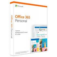 Licença Office 365 Personal Brazilian