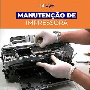 Manutenção de Impressora
