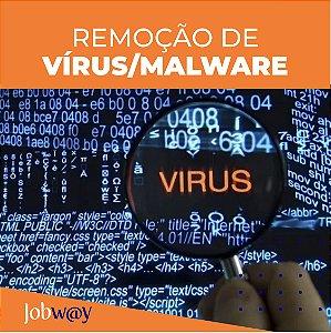 Remoção de Vírus/Malware