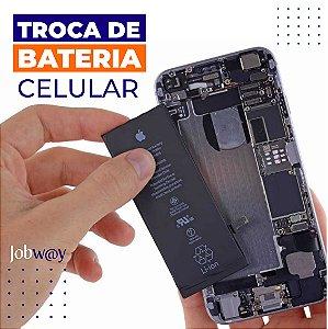 Troca da Bateria Celular