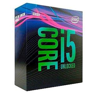Processador Intel Core I5 I59400 2.9ghz 9mb 1151 BX80684I59400