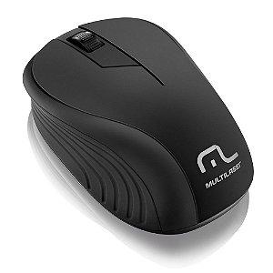 Mouse Sem Fio Usb 2.4ghz Preto MO212 Multilaser