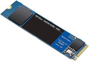 Ssd 500gb M2 2280 SN550 WDS500G2B0C Wd