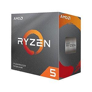 Processador AMD Ryzen R5 3600 4.2 GHz DDR4 AM4 32MB Cache
