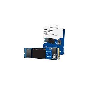 Ssd 250gb M2 Nvme 2280 Sn550 WDS250G2B0C WD