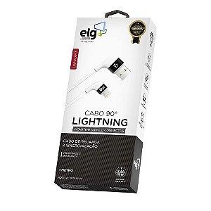 Cabo de Celular Iphone Lightning  XFT810WH ELG
