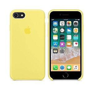 Capa iPhone 7G iPhone 8G Silicone Alta Qualidade