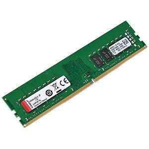 Memoria Desktop 4gb Ddr4 2666mhz KVR26N19S6/4 Kingston