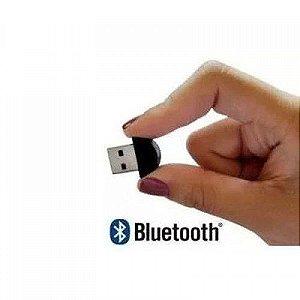 Mini Adaptador Bluetooth USB 2.0 Cogumelo