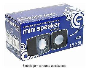 Caixa de Som Usb SP8900 Kmex