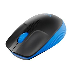 Mouse Sem Fio M190 Azul Logitech