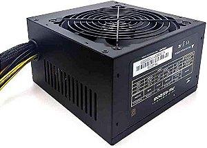 Fonte de Alimentação Atx Desktop 500w 80 Plus PS-G500B C3tech