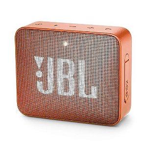 Caixa de Som Go2 Orange Jbl