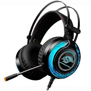 Fone de Ouvido Headset Gamer com Led ARS930 Kmex