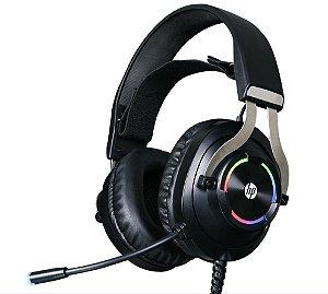 Fone de Ouvido Headset Gamer Usb H360GS 7.1 Preto GH360GS HP
